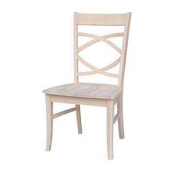 International Concepts 2-piece Milano Chair Set