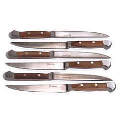 Outset Curtis Lloyd 6 pc Steak Knife Set