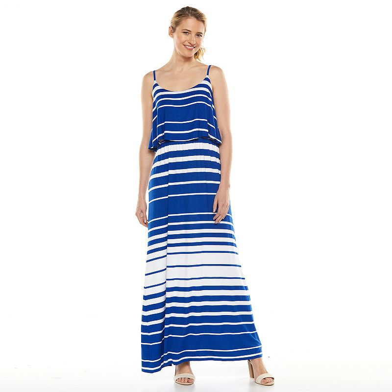 Apt. 9 Popover Maxi Dress - Women's