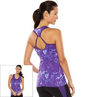 Women's Gaiam Reflection Racerback Yoga Tank