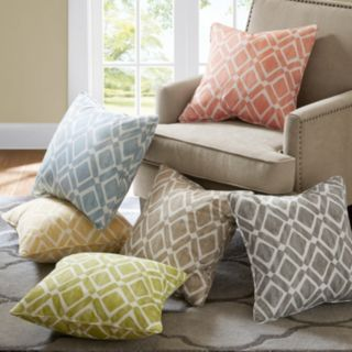 Madison Park 2-piece Ella Throw Pillow Set