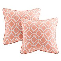 Madison Park 2 pc Ella Throw Pillow Set