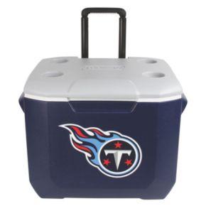 Coleman Tennessee Titans 60-Quart Wheeled Cooler