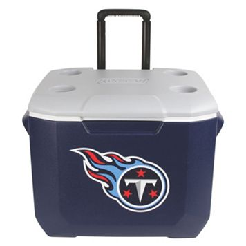 Coleman Tennessee Titans 60-Quart Wheeled Cooler