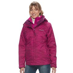 Women's Columbia Outer West Thermal Coil® 3-in-1 Systems Jacket