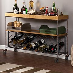 Lauderdale Bar Cart