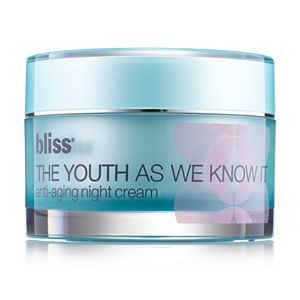 bliss The Youth As We Know It Anti-Aging Night Cream