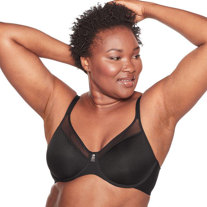 Bali Bra: One Smooth U Ultra Light Illusion Convertible Full-Coverage Bra 3439 - Women's