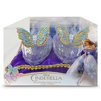 Disney's Cinderella Enchanted Waltz Light-Up Costume Glass Slippers - Toddler