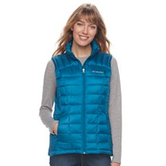 Women's Columbia Pacific Post Thermal Coil® Quilted Puffer Vest
