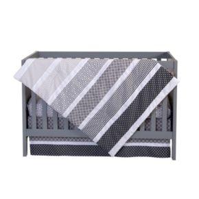 Trend Lab Ombre 3-pc. Crib Bedding Set