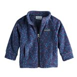 Baby Girl Columbia Benton Springs II Fleece Jacket
