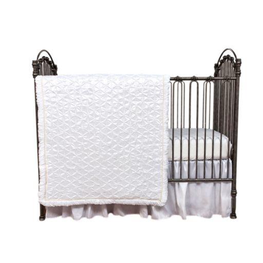 Trend Lab Marshmallow 3-pc. Crib Bedding Set