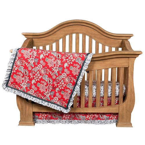 Waverly Baby By Trend Lab Charismatic 3 Pc Crib Bedding