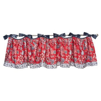 Waverly Baby Charismatic Window Valance by Trend Lab