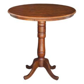 International Concepts 42'' Round Pedestal Table