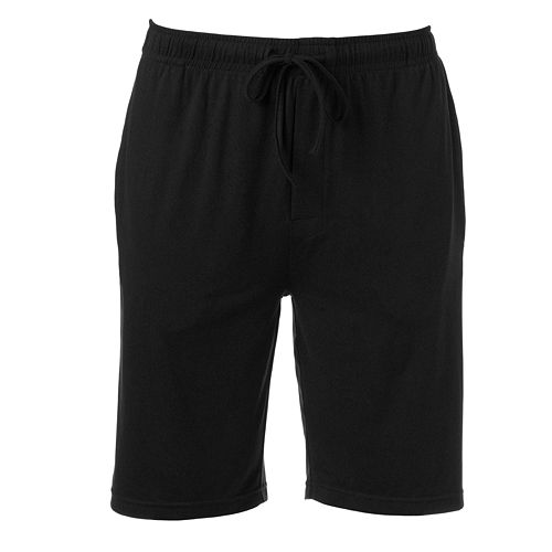 Men's CoolKeep Solid Performance Jams Sleep Shorts