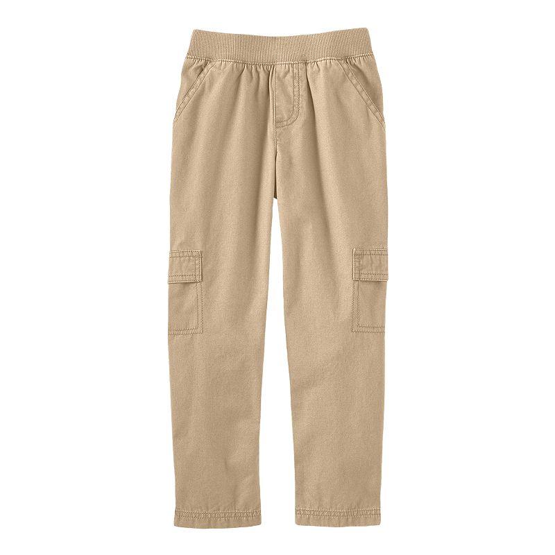 Jumping Beans® Canvas Pants - Boys 4-7x
