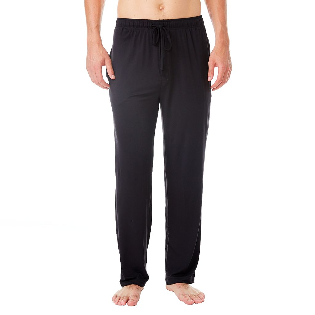 Men's CoolKeep Solid Performance Lounge Pants