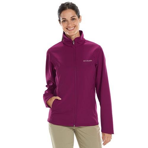 2a6f1e31d4b Women s Columbia Kruser Ridge Bonded Soft Shell Jacket