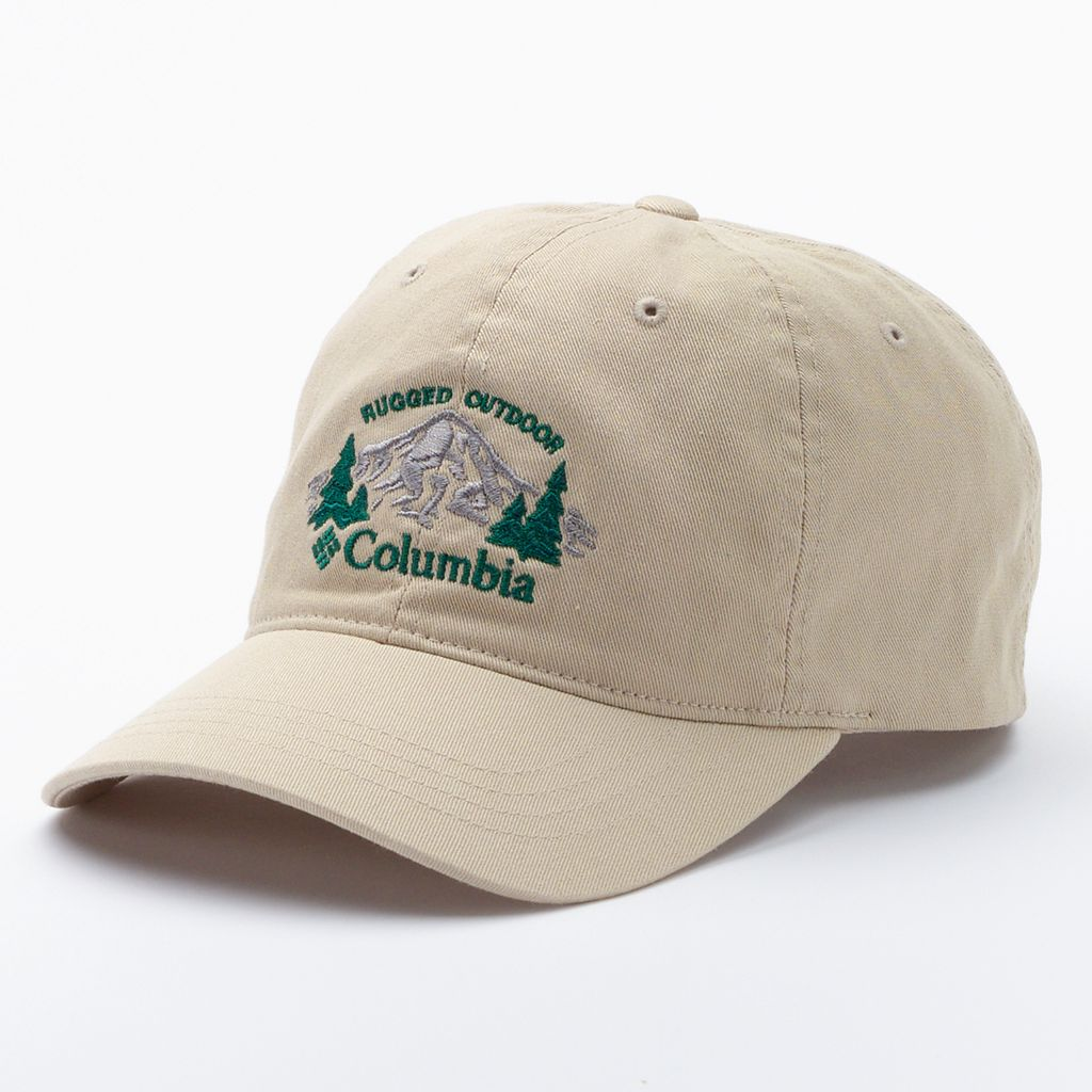 Columbia Logo Baseball Cap - Men