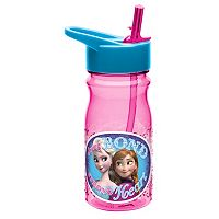 Zak Designs Disney's Frozen Anna & Elsa 16.5-oz. Water Bottle