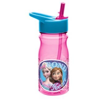 Zak Designs Disney's Frozen Anna & Elsa 16.5-oz. Water Bottle