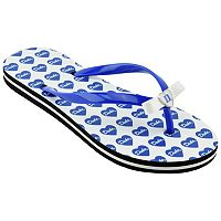 Women's Duke Blue Devils Flip Flops