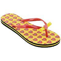 Women's Maryland Terrapins Flip Flops