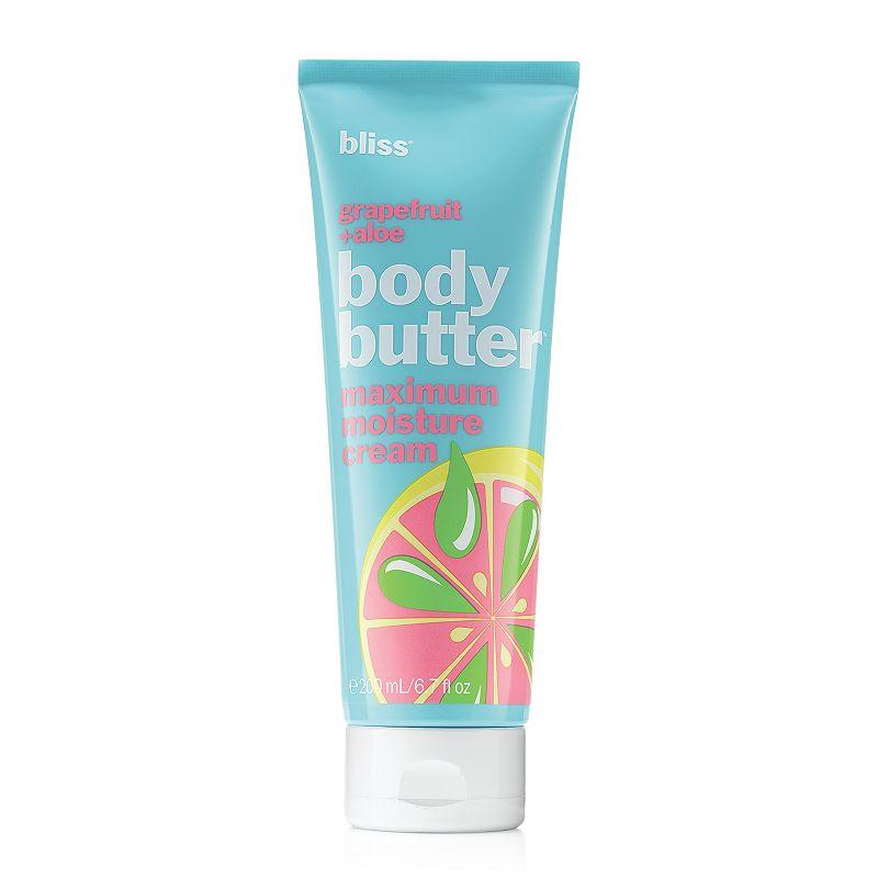 Bliss Grapefruit & Aloe Body Butter 200ml