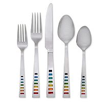 Fiesta Celebration 20 pc Flatware Set