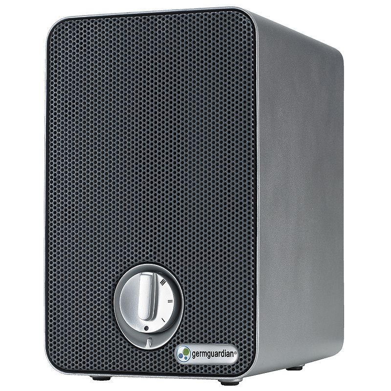 germguardian 3-in-1 Hepa Tabletop Air Purifier & Cleaning System, Multicolor