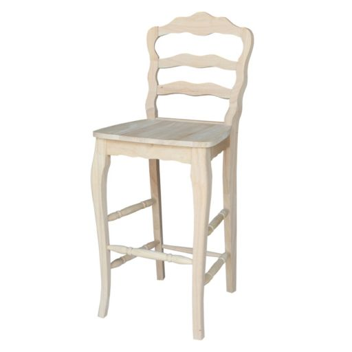 International Concepts Versailles Bar Stool