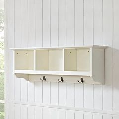 Crosley Furniture Brennan Entryway Storage Shelf