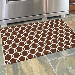 Bungalow Flooring Chain Link Premium Comfort Mat