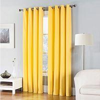 Fiesta Solid Twill Curtain
