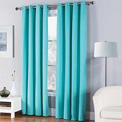 Fiesta Solid Twill Window Curtain