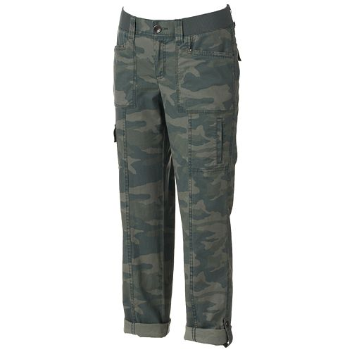 42e95ac1 SONOMA Goods for Life™ Cargo Utility Pants - Women's