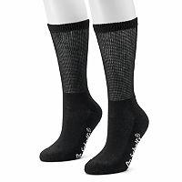 Dr. Scholl's 2 pkNon-Binding Crew Socks - Women