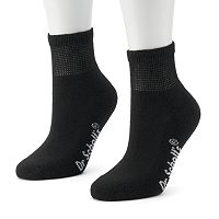Dr. Scholl's 2 pkNon-Binding Ankle Socks - Women