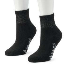 Dr. Scholl's 2-pk. Non-Binding Ankle Socks - Women