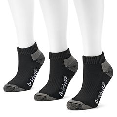 Dr. Scholl's 3-pk. Active Comfort Ankle Socks - Women