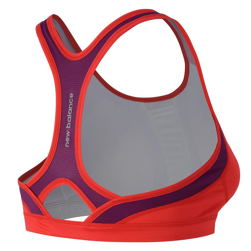 New Balance Bra: The Shapely Shaper High-Impact Sports Bra WBT3302