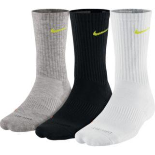 Nike Dri-FIT Cushioned Performance Crew Socks - Men