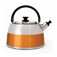 BergHOFF 3-qt. Stainless Steel Whistling Tea Kettle