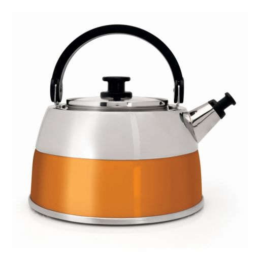 BergHOFF 3-qt. Stainless Steel Whistling Tea Kettle