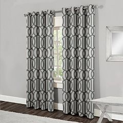 Exclusive Home Trincity Window Curtain Pair - 54'' x 84''