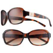 Jennifer Lopez Broome Rectangular Sunglasses - Women