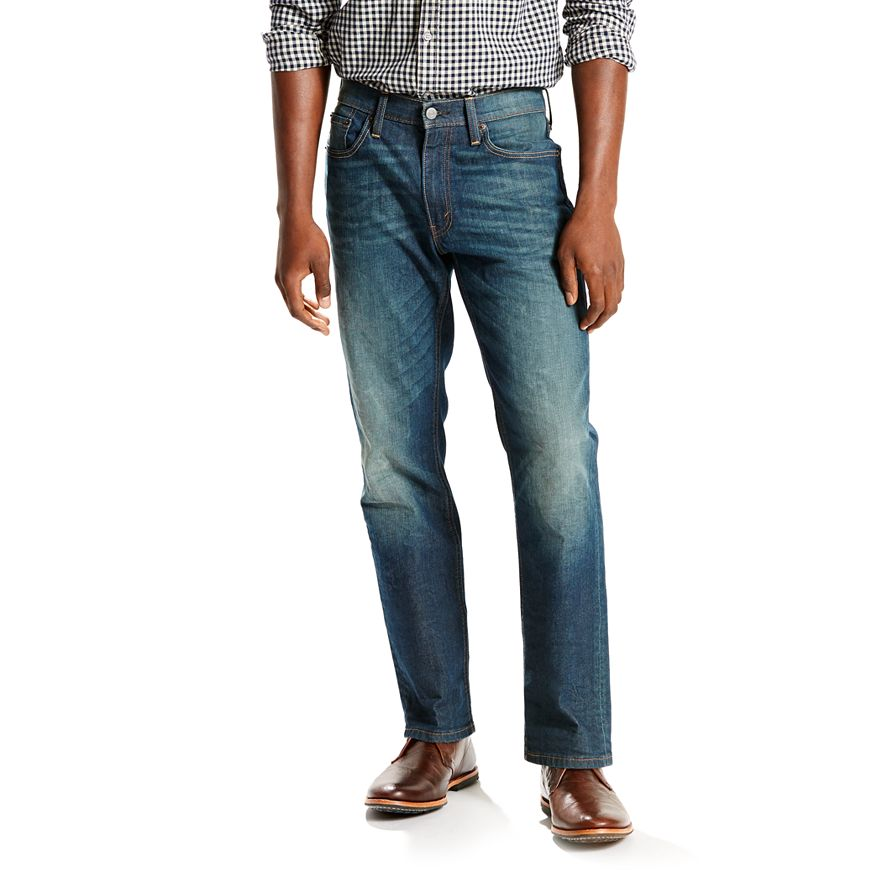 8288c699 Big & Tall Levi's® 541™ Athletic Taper Stretch Jeans · View Larger