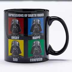 Star Wars Darth Vader Expressions 20-oz. Mug